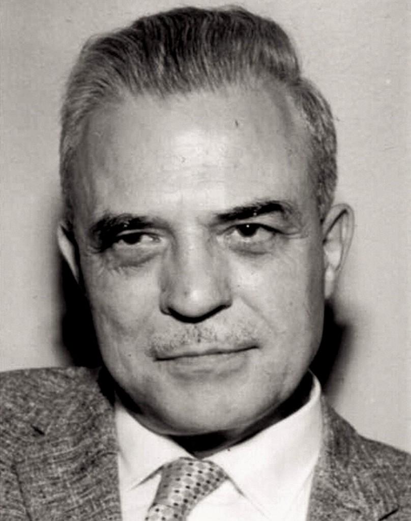 Milton Erickson (1901–1980), psychiatre, psychologue, psychothérapeute et créateur de l'Hypnose thérapeutique moderne.
